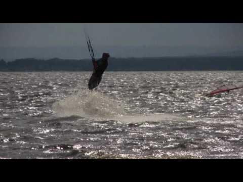 Wind Chill - Kite Surfing Steinhuder Meer