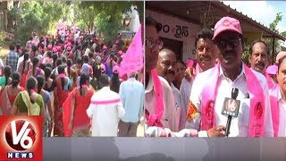Face To Face With Khammam TRS Candidate Puvvada Ajay Kumar Over Election Campaign