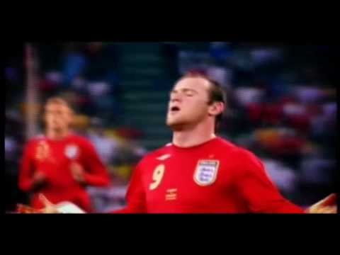 Rooney - England's World Cup 2006.