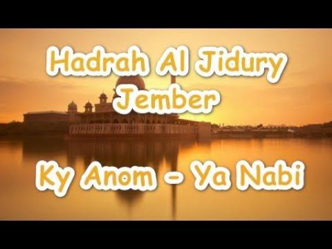 Download  Ky Anom - Ya Nabi Salam | Hadrah Al Jidury Jember Gratis, download lagu terbaru