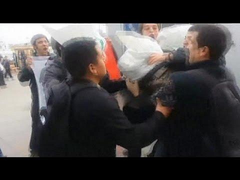 قوميون أتراك يهاجمون ثلاثة عسكريين أميركيين في إسطنبول