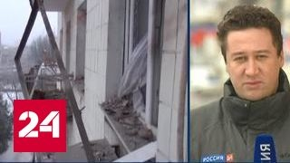 В Донецке на химпредприятии произошел взрыв