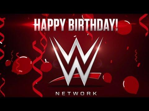 Happy Birthday Wwe Network video