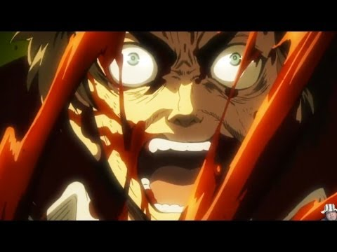 Attack on Titan Episode 24 進撃の巨人 Review - Eren Vs Annie Female Titan Pt2 Reaction Shingeki No Kyojin