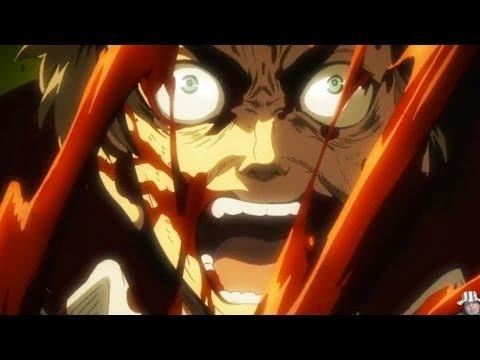 Attack on Titan Episode 24 進撃の巨人 Review - Eren Vs Annie Female Titan Pt2 Reaction Shingeki No Kyojin