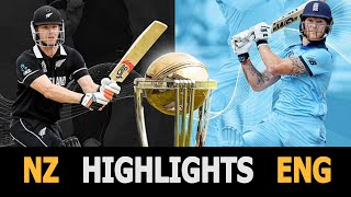 "Cricket World Cup 2019 Final Full Highlights ""England vs New Zealand"" Full Match Highlights Today"