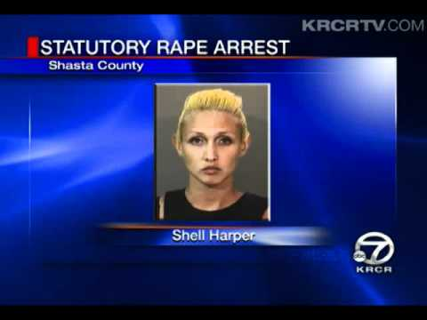 Burney Woman Accused Of Having Sex With Teenage Boy video