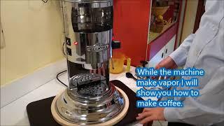 Elektra A1C mini verticale video test