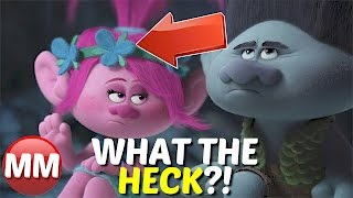 10 Biggest Mistakes You Missed in Animated Films   Storks   Trolls   Minions Goofs  - Movie Mistakes