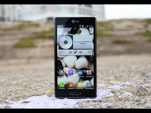 Обзор LG Optimus L9