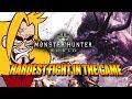 HARDEST HUNT IN THE GAME - Behemoth: Monster Hunter World