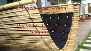 Bamboo furniture maker in pampanga philippines - Muebles de bambu ...
