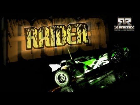 ARRMA™ Raider 1/10 Scale 2WD EP 2.4GHz Baja Buggy RTR