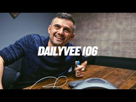 PRANK CALLING FANS | DailyVee 106