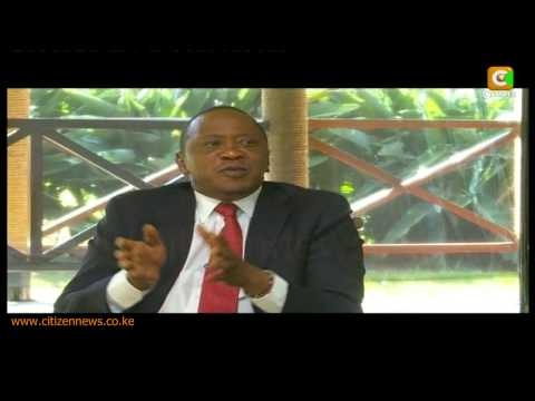 The Big Q: President Uhuru Kenyatta on the Government's Scorecard Part 2