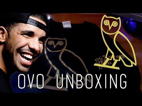 OVO SHIRT UNBOXING!!! | Matt's Unboxings