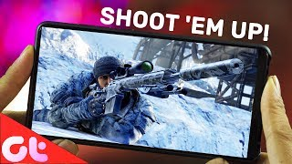 Top 10 NEW Sniper Games for Android in 2018 | GT Hindi