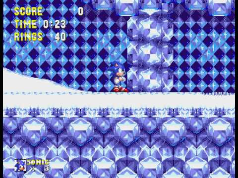 Sonic and Knuckles & Sonic 3 - Sonic 3 and Knuckles (GEN) - Vizzed.com Video Game Music 2 Competition - User video