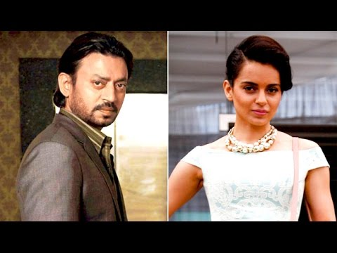 Irrfan Khan, Kangana Ranaut To Star In Indo-French Project Divine Lovers | Latest Bollywood News