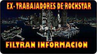 EX-WORKERS leak information ROCKSTAR !! VICE CITY GTA V DLC