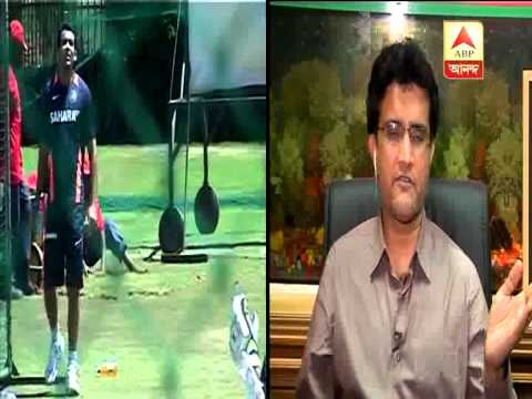 Saurav Ganguly On India - West Indies Match video