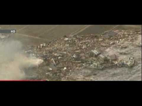 Tsunami Hits Japan! Live Footage NHK-World Coverage! 3-11-2011 ~ 2:05EST