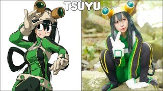 My Hero Academia Characters In Real Life #3