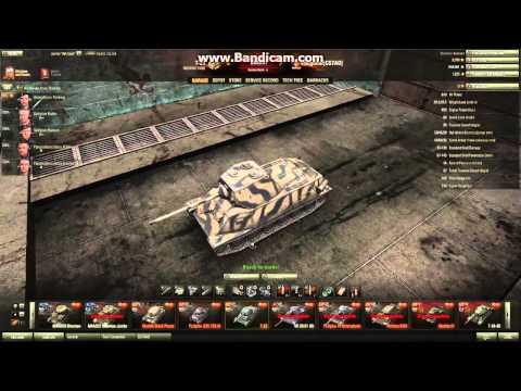 World of tanks -  Skoda T-25 Review German Premium Review - Patch 8.11