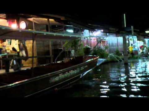 FireFlies trip (firefly) boat trip at Amphawa floating market, Amphawa, Bangkok -1