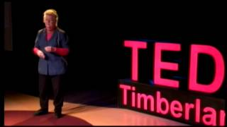 """How Studying Privilege Systems Can Strengthen Compassion"": Peggy McIntosh at TEDxTimberlaneSchools"