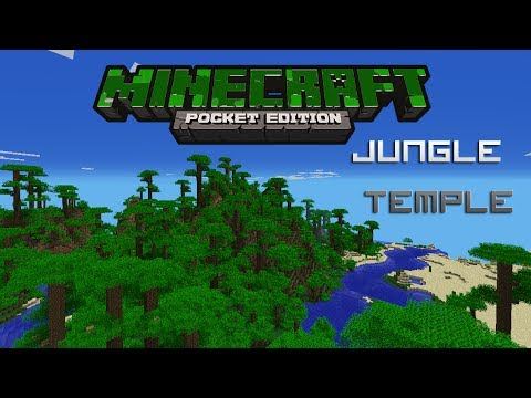 Jungle Temple Minecraft