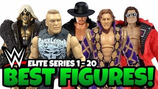 BEST WWE Action Figures From Elite 1 - 20