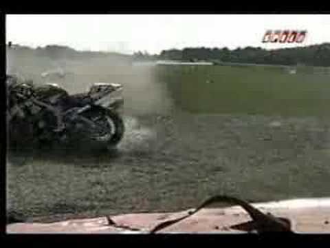 akıl almaz motor kazaları