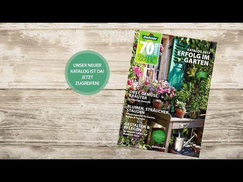 """Tipps rund ums Beet - Dehner Katalog """"Erfolg im Garten"""""""