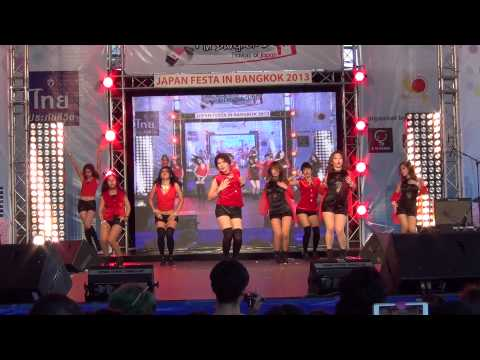 130901  3 3  T Girls Cover Nine Muses   Womenizer   Wild  Japan Festa Cover Dance 2013  Final
