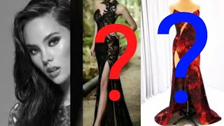Catriona Gray | Evening Gown | Miss Universe 2018