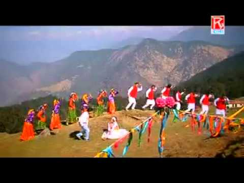 Bahana New Garhwali Song 2010upload By Kamlesh Mamgai video
