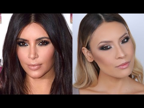 Kim Kardashian Makeup Look video