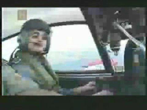 OVNI atacado por piloto FAP-2-(History Channel)