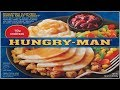 Hungryman's Roasted Turkey Dinner - WHAT ARE WE EATING?? - The Wolfe Pit