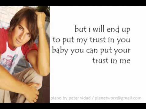 Count On You Full Song + Lyrics + Piano By Jewpeter Vidad.wmv video