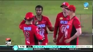 Shakib Al Hassan Top 5 wickets in county  cricket