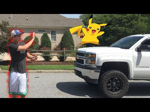POKEMON GO STEREOTYPES
