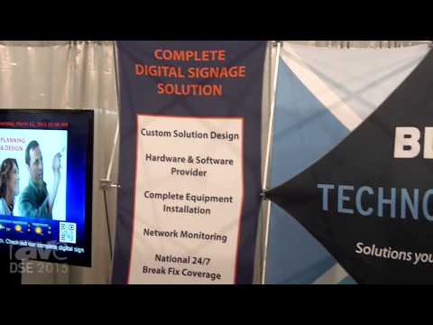 DSE 2015: BLM Technologies Details Complete Digital Signage Services
