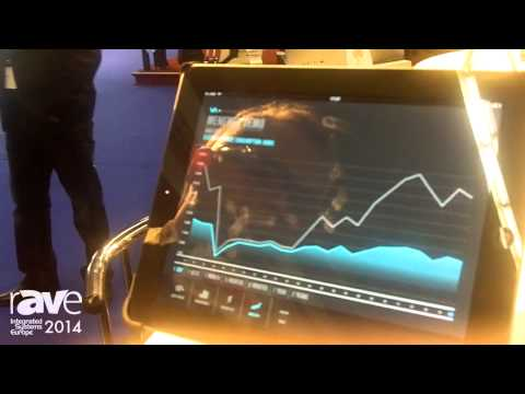 ISE 2014: Andivi Demos VIA, Building and Energy Managemnet System for iPad
