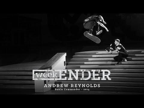 Andrew Reynolds - WeekENDER