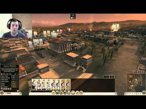 Total War: Rome 2 Siege of Carthage!