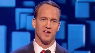 Peyton Manning Talks Sh*t On Tomdy