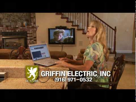 Electrical Service Contractor Sacramento California Griffin Electric