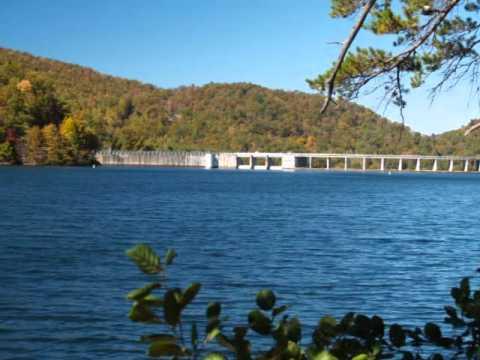 Lake Santeetlah Dam Santeetlah Dam Robbinsville